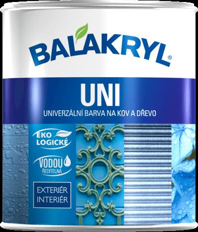 Plechovka Balakrylu