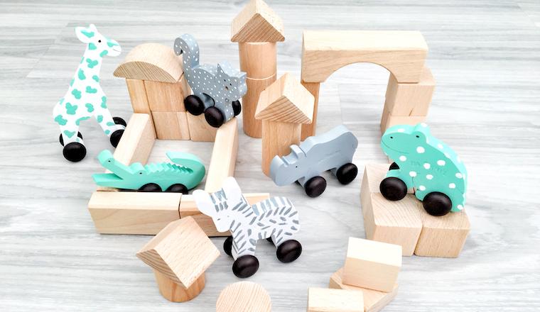Ako vybrať farby na detské hračky